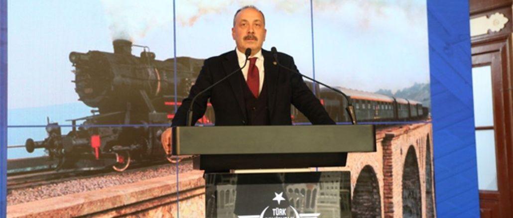 Türk Demiryolu Zirvesi'nde Demir İpek Yolu'nun Stratejik Önemi Konuşuldu