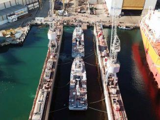 De Turkse defensie-industrie groeit steeds meer in de maritieme sector