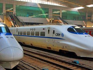 Urumqi sluit zich aan bij het grootste hogesnelheidstreinnetwerk van het land