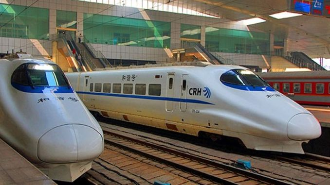 Урумчи се присъединява към най-голямата мрежа за високоскоростни влакове в страната