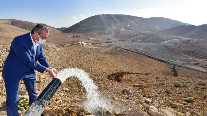 Problème d'eau potable du centre de ski de Yedikuyular résolu