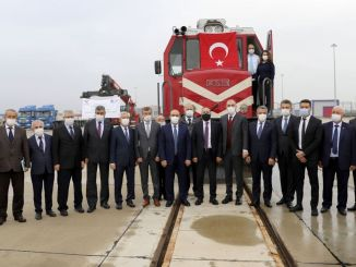 Green Road Project Will Connect Eskişehir Industry to the World