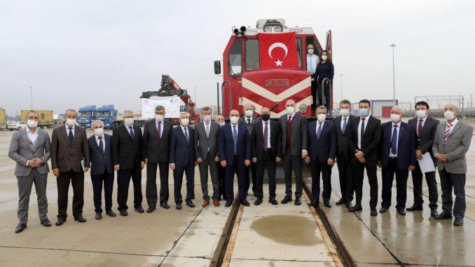 Yaşıl Yol Layihəsi Eskişehir Sənayesini Dünyaya Birləşdirəcək
