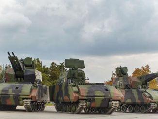 KORKUT Alcak Altitude Air Defense Weapon System Dikirim ke TAF