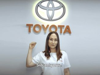 Toyota Hearing Impaired Visual Communication Line Acti