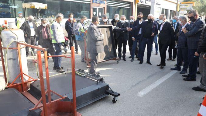 Local Asphaltmatik in Bursa