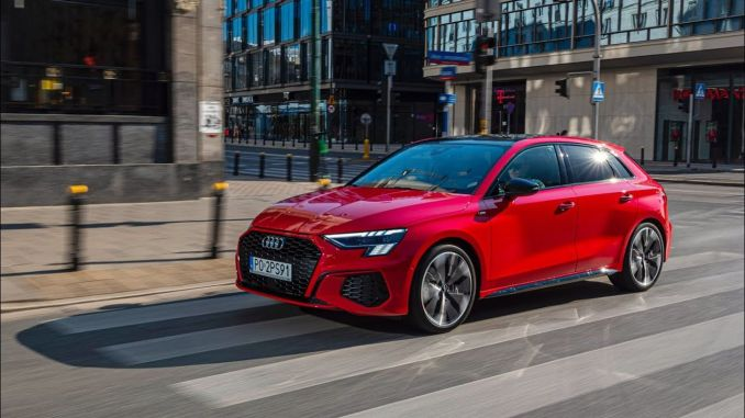 a sportback audition won the gold steering wheel award