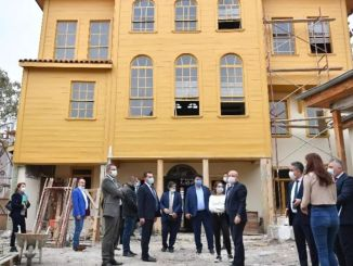 historical buildings come to life in balikesir