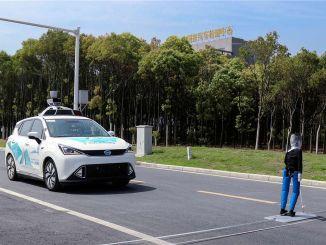 Peking avab juhideta sõidukitele oma kolmanda katsekeskuse