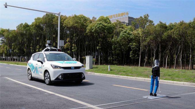 Peking odpre svoj tretji testni center za vozila brez voznika