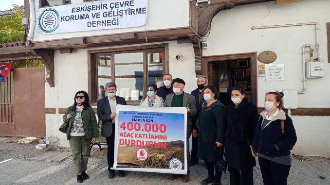 Beylikova Mineral Exploration Will Cause 400 Thousand Trees Cut