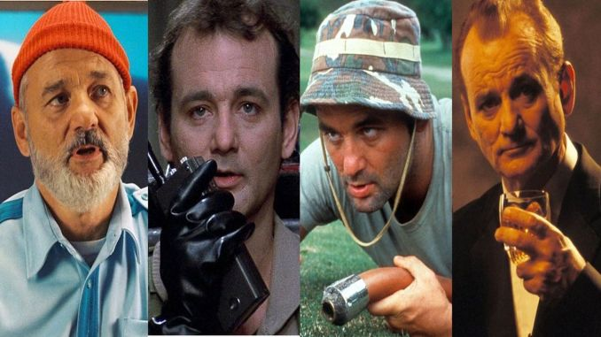 Bill murray movies