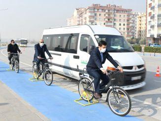 bisiklet sehri konyada suruculere empati egitimi