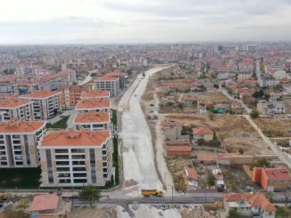 celaleddin karatay street will breathe konya traffic