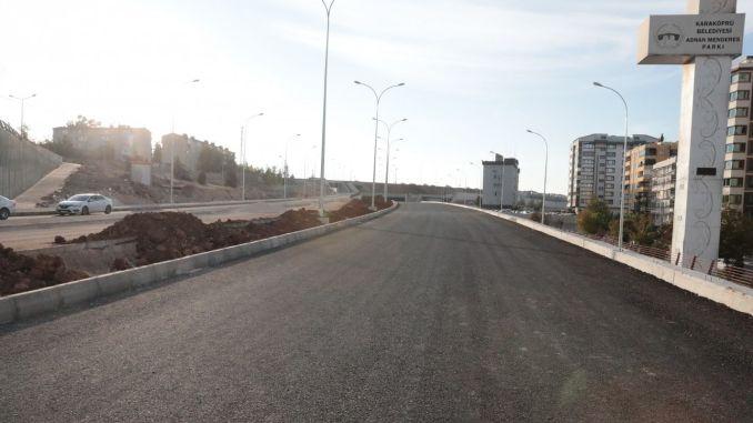 etape de intersecție cu deschidere rapidă a podului de putere unul câte unul