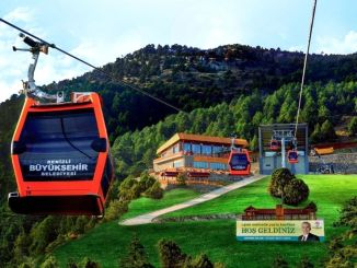 denizli cable car and bagbasi plateau are closed until further notice