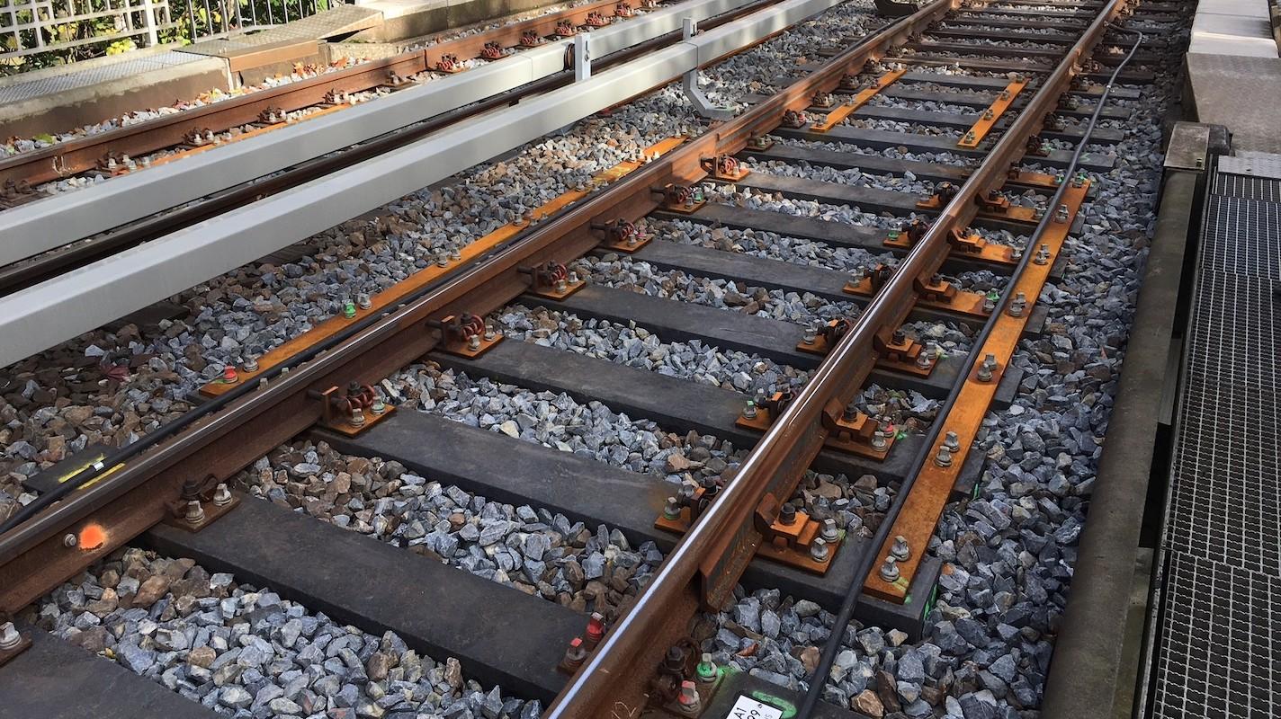 Upprättande av järnvägssmörjningssystem mellan dogancay och alifuatpasa