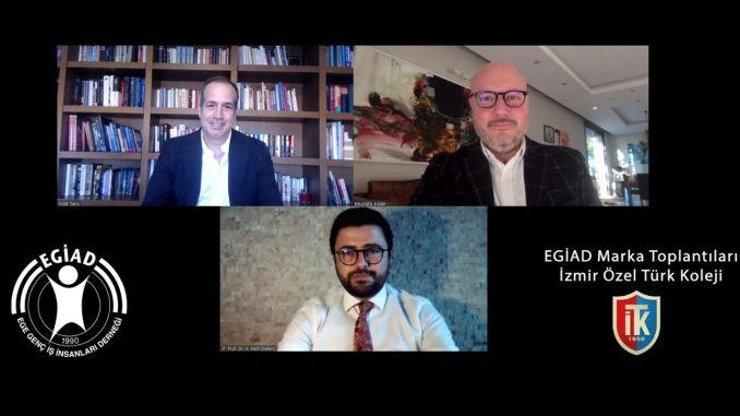 На последней встрече egiadin обсуждались советы по брендингу в сфере образования.