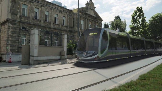 Eminonu Kdaj se odpre tramvajska proga alibeykoy?