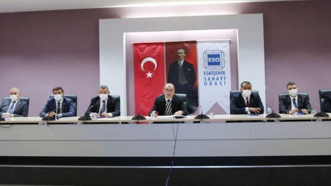 Eskişehir's Future Investment Project Alpu Rail Systems Specialized Industrial Zone