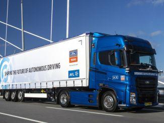 Suur samm autonoomseks transportimiseks ford otosanist ja hoovist