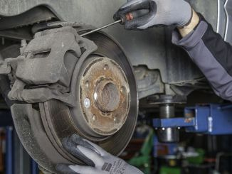 What is the brake lining when to do the brake lining maintenance