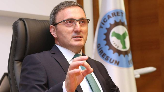 south surrounding road will rent the crust of Giresun in commercial and social areas