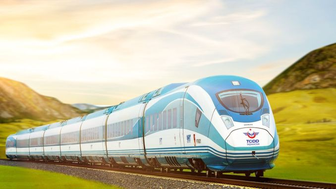 Halkalı Urgent Expropriation Decision for Kapıkule High Speed ​​Line
