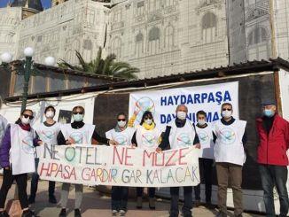 Haydarpasa solidarnost, ko bo gar odprt