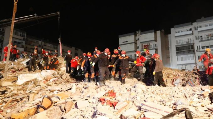 IMM Search and Rescue Team Successfully Completed Their Task