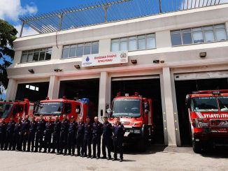 Istanbul Buyuksehir Municipality will make fire brigade recruitment