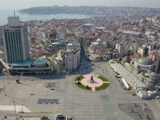 이스탄불 사람들은 검역과 검사가 증가하기를 원합니다.