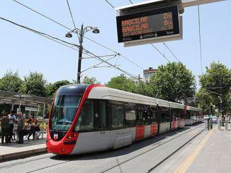 Трамвайните услуги няма да се извършват поради маратона в Истанбул