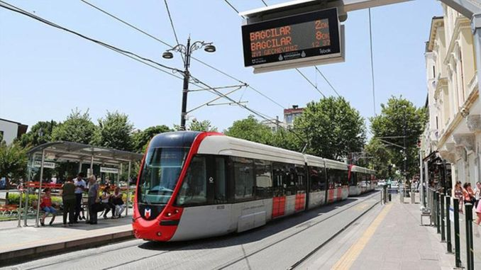 t tram services will not be made due to the istanbul marathon