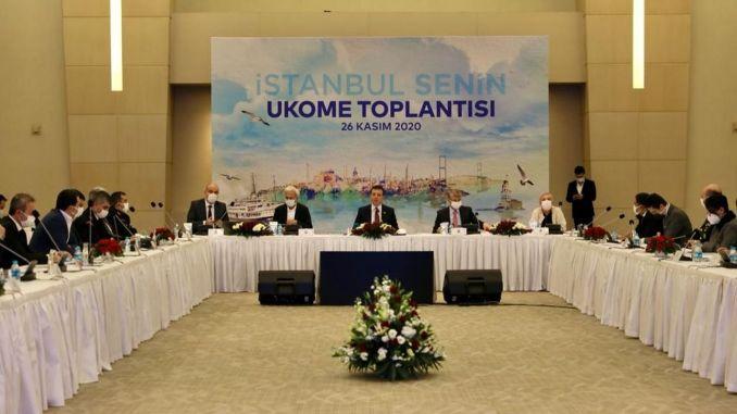 Новое тысячное такси в Стамбул отклонили решением ukome