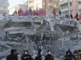 İzmir Seferihisar Earthquake Current Situation 79 Dead, 962 Injured and 1136 Aftershocks