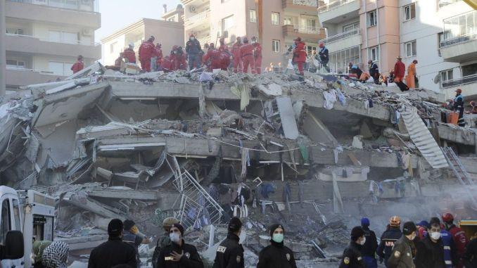 İzmir Seferihisar Earthquake Current Situation 79 Dead, 962 Injured and 1136 Aftershocks