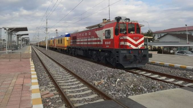 TCDD's Sleepers Ready for Earthquake Survivors in Izmir