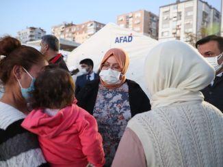 İzmir'de Sosyal ve Ekonomik Destek Ödemeleri Öne Çekildi