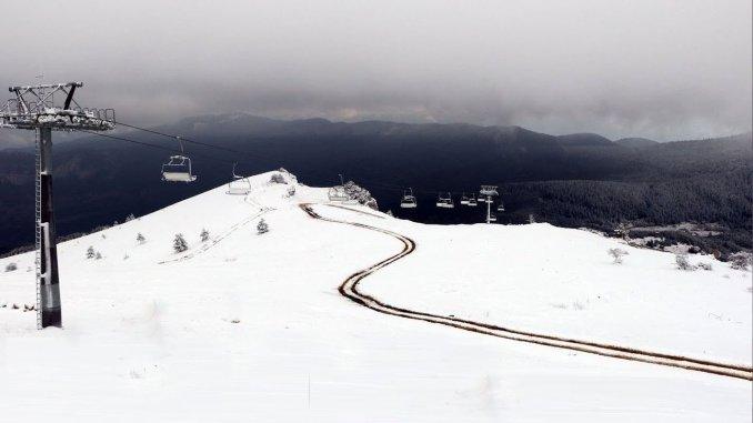 Las instalaciones del centro de esquí de keltepe volverán a licitar