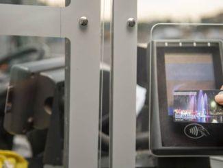 A HES kóddal rendelkező időszak a Mersin tömegközlekedési járművekben kezdődik