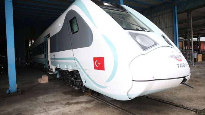 National control system of aselsan will manage national electric trains