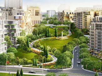Ang unang hugna sa okmeydani urban transformation project nahuman
