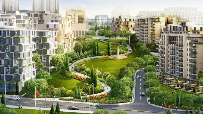 Die erste Phase des Okmeydani-Stadtumbauprojekts ist abgeschlossen