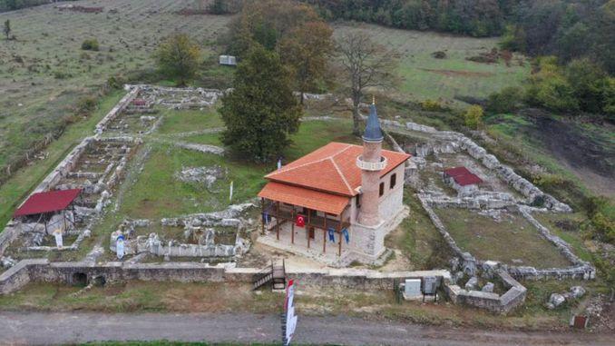 Obnovljen je objekt osmanske obrambene industrije