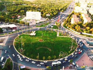 Remote monitoring system was introduced to sanliurfa traffic