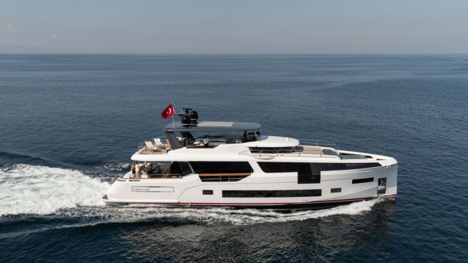 Turkish work became a brand in Europe and America with Sirena Marine