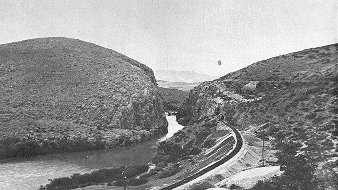 железная дорога Сивас-Эрзинджан