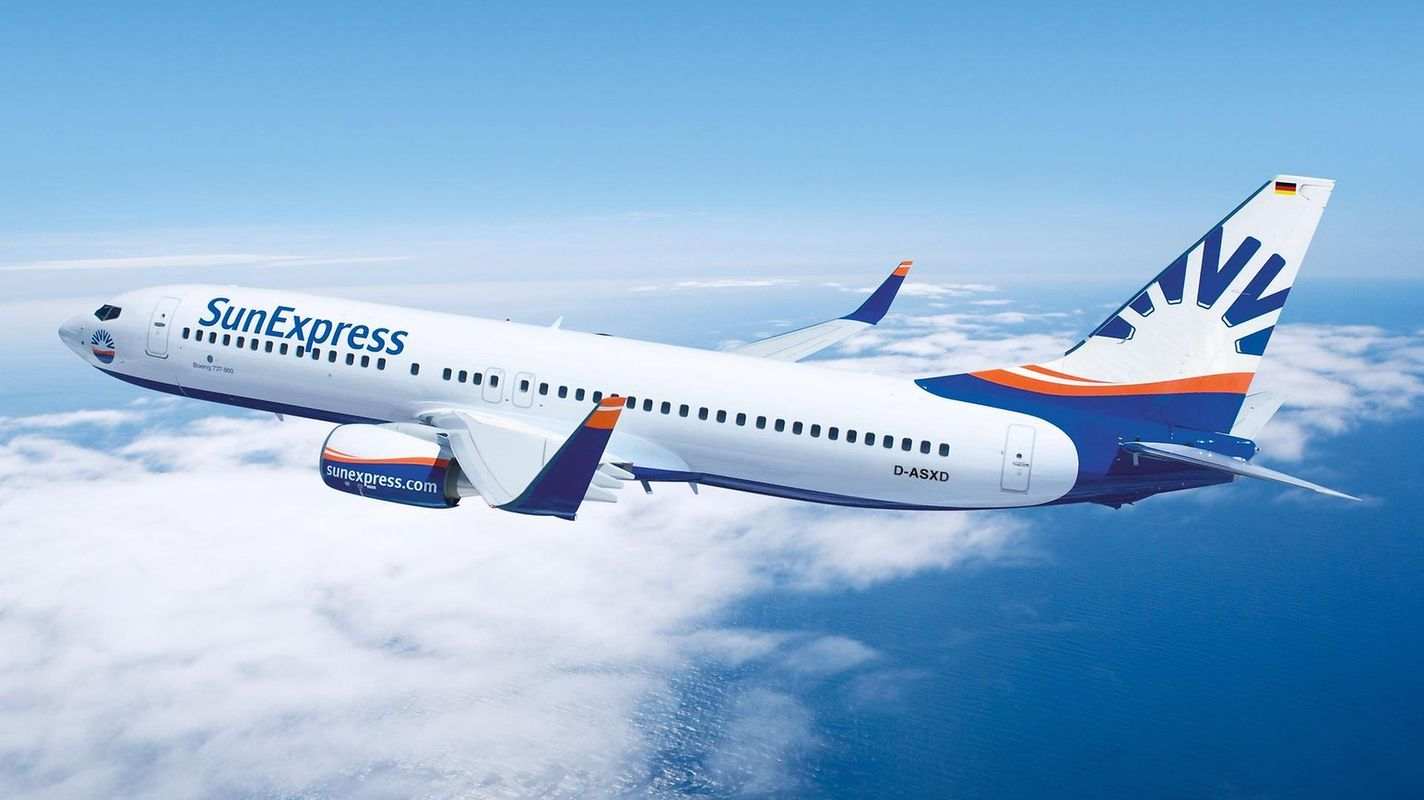 Sunexpress offers more flexibility to its passengers in flight schedules