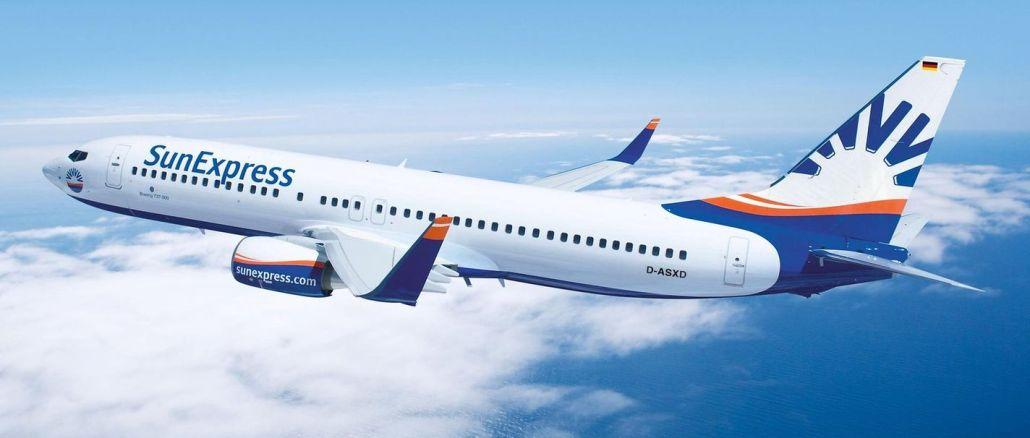 sunexpress는 비행 일정에서 승객에게 더 많은 유연성을 제공합니다.